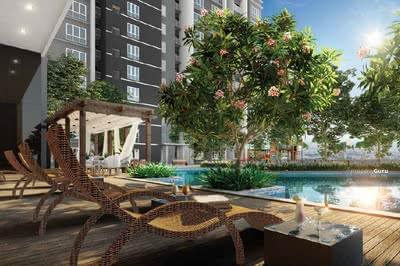 For Sale - [400M To LRT] Damansara New Launch | Next To One Utama | Monthly From RM1, 1xx Only