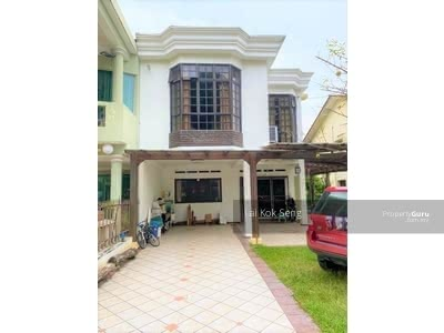 Dijual - 2 Storey Semi D House @ Jalan Mohd Amin, Kampung Mohd Amin, Johor Bahru