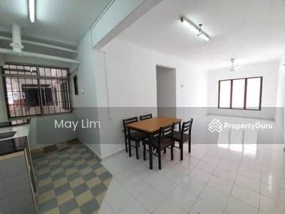 For Rent - Permas Jaya Flat