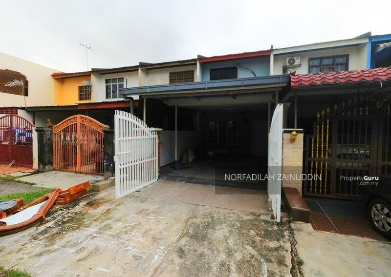 EXTENDED KITCHEN Double Storey Taman Ehsan, Kepong KL #164593577