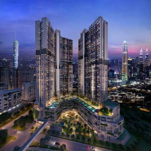 For Sale - SUPER Promotion(early bird package) KLCC/TRX, monthly installment 800