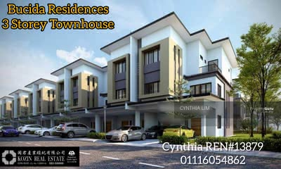 For Sale - Bucida Residences Townhouse @ 10th Mile