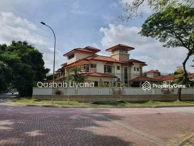 For Sale - 2 Storey Corner Superlink House Bukit Jelutong Forte