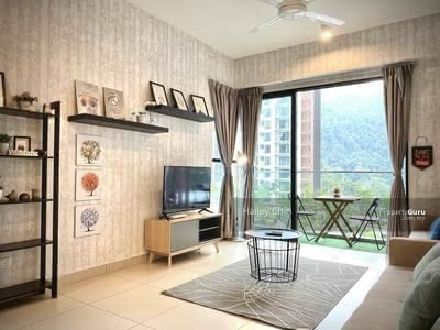 For Sale - [CIty Centre KLCC] Best Invest 2021, Full Furnish + RM 300  To buy House