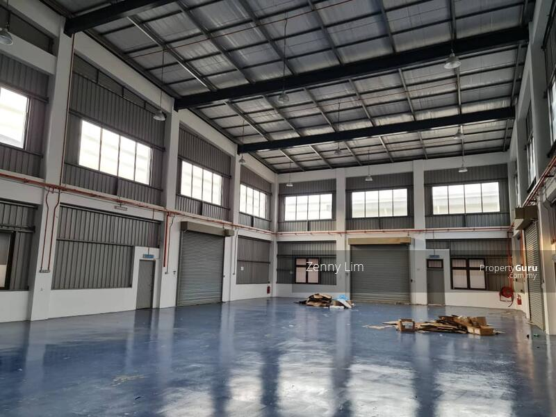 RM18k Only! Land 20k sf, Built-up 8518sf! Bandar Bukit Raja / Gateway 16 Detached Factory to Let #168255255