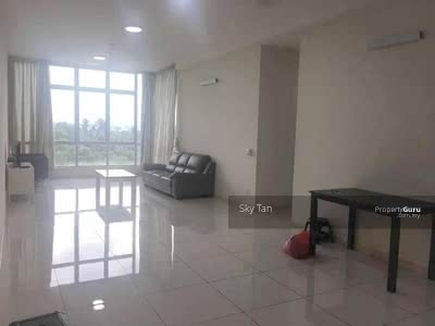 For Rent - Taman Sutera Utama The Seed Apartment 1390sf furnished Gated For Rent