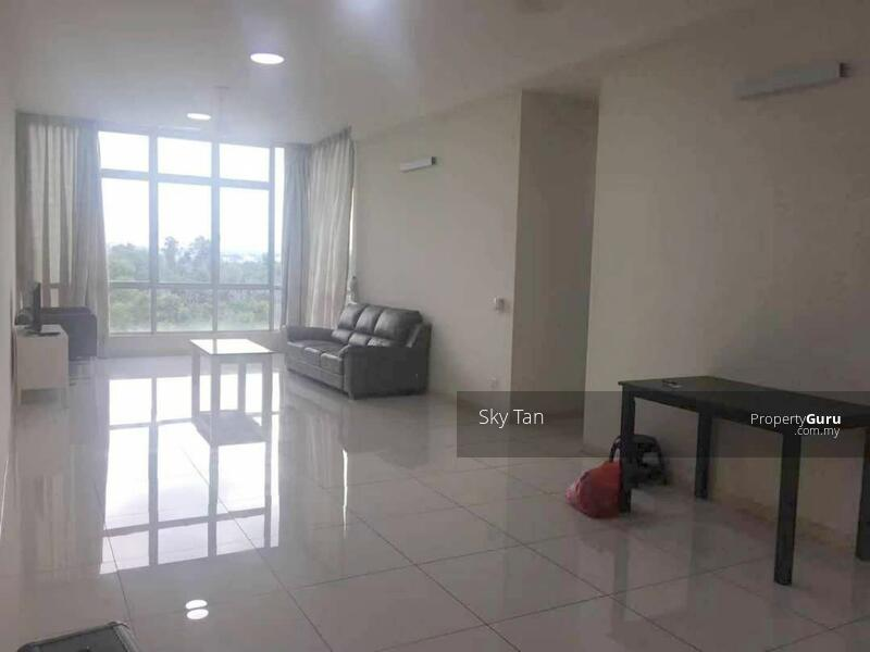 Taman Sutera Utama The Seed Apartment 1390sf furnished Gated For Rent #164641037