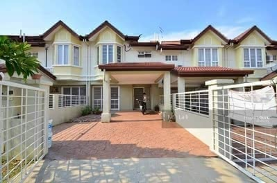 For Sale - DOUBLE STOREY HOUSE AYU QASEH SETIA ALAM
