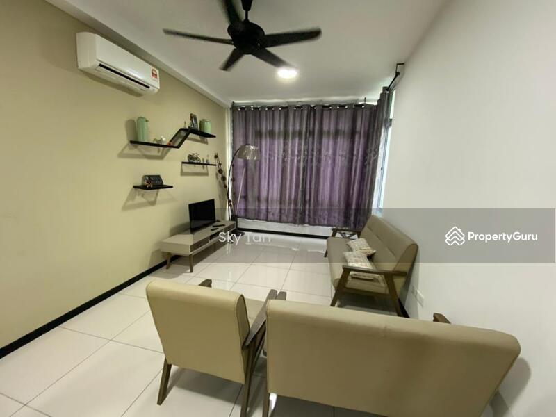 The Seed Townhouse Taman Sutera Utama Furnished 1st Floor Gated #164658151
