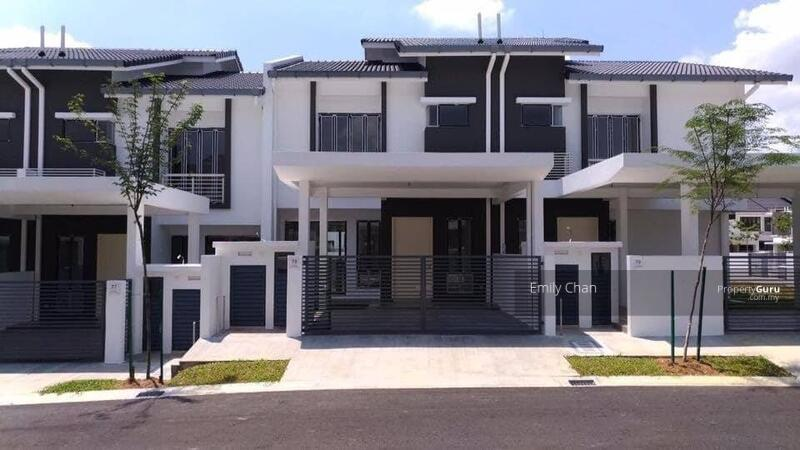 [Easy Exit Highway] Freehold Double Storey 22X80 Cheras, With Backyard 10ft G&G Cashback 40K #164660545
