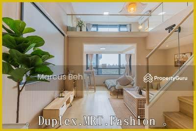 For Sale - [ Popular Design Duplex ] @ MRT LRT Kuala Lumpur