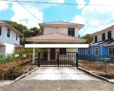 Dijual - Taman Bersatu Phase 2A, Keningau, Sabah