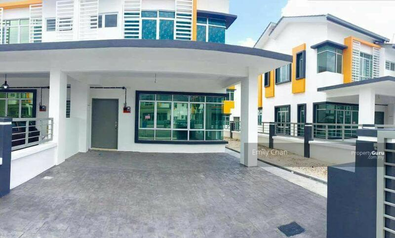[ CORNER LOT] New Landed Double Storey Superlink Freehold 22x70 Near Ampang !!! #164701261
