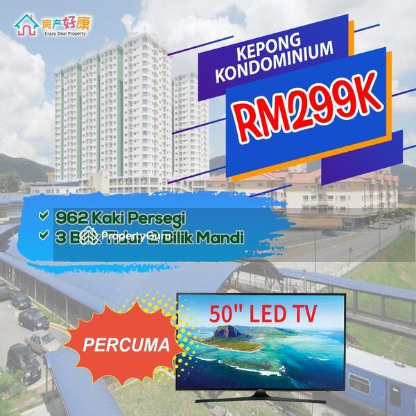 Kepong Central Condominium #164725361