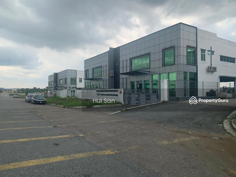 Senai Innopac - 1.5sty Cluster Factory #164771267