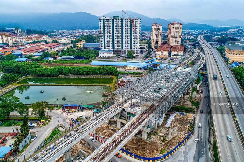Kepong Central Condominium #164784049