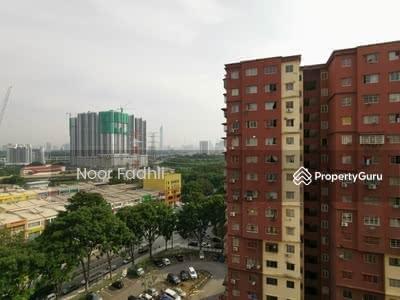 For Sale - Cemara Apartment, Bandar Sri Permaisuri, Cheras.