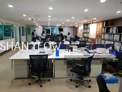 For Sale - 1. 5 Storey Semi D Lorong Jelawat Factory For Sale