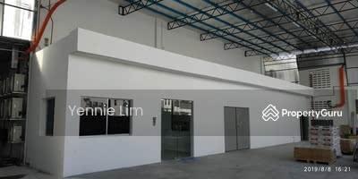 For Sale - Double Storey Semi Dee Factory for Sale at Seberang Jaya