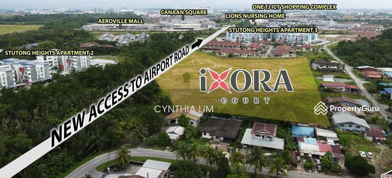 IXORA Court Apartment @ Stutong Baru #164854991
