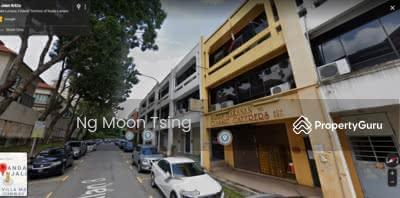 For Sale - Kepong Bandar Menjalara 3 Storey shop For Sale / Rent