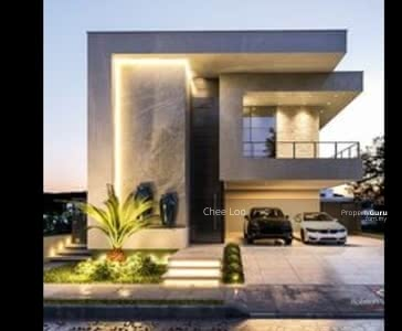 For Sale - Open for sale, Semi D Residential 3900sf land size, Puchong Freehold(Not House)