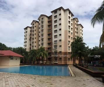 For Sale - RENOVATED with 2 PARKING Elaeis Condo Bukit Jelutong