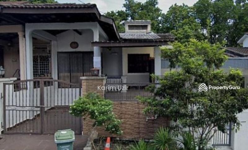 Single Storey Terrace Taman Bunga Raya Setapak Gombak #164905321