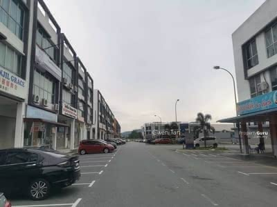 For Rent - Retail Shop @ The Garden Residences