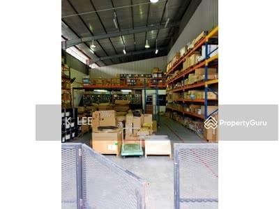 For Rent - Jalan Mersing Detached Factory Warehouse Facing Main Road, Kluang, Johor