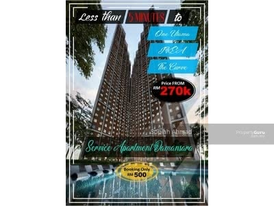 For Sale - D'vine Damansara Perdana