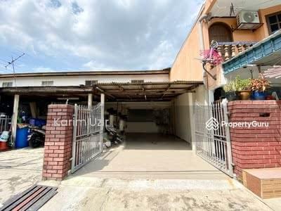 For Sale - Double Storey Terrace Taman Seri Raya Tasik Tambahan AmpangAmpang