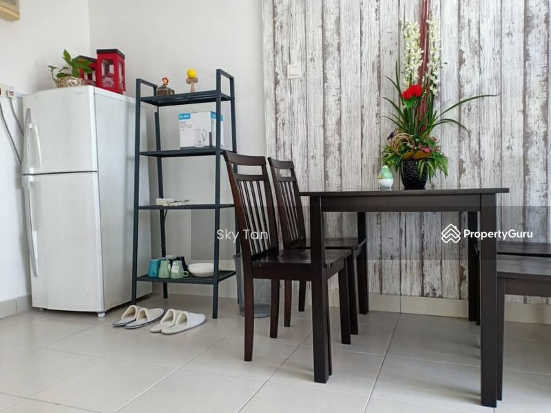Tebrau City Residence Apartment Taman Desa Tebrau Furnished Renovated #164937719