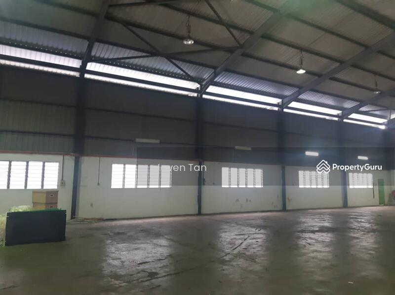 Pandamaran Industrial Estate #164952709
