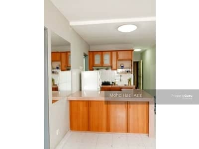 For Sale - Nice and Renovated Pangsapuri Penara Bandar Sri Permaisuri