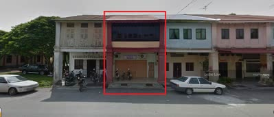 For Sale - 8/9/2021 BANK LELONG Freehold 2-storey Shop : No. 67, Jalan Baru, Kampung Merbau, Tronoh, Perak