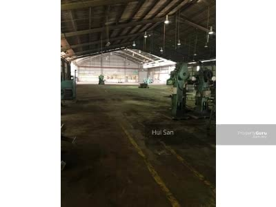 For Sale - Perindustrian Tampoi @ Deteched Factory