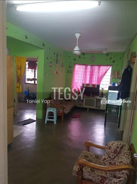 Full Loan Good Condition Pangsapuri Rebana Bukit Raja Klang Tenanted #165008899