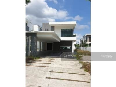 For Sale - The Straits View Residences Bungalow house