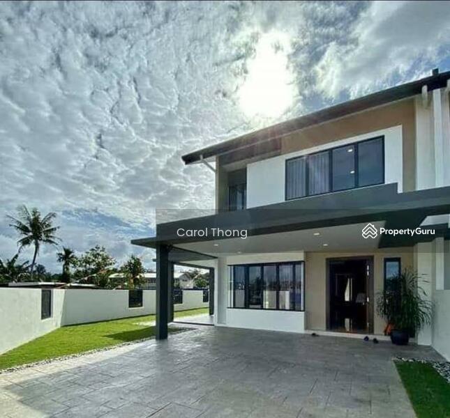 Rumah Baru Lelong Price ! 24x80 Double Storey 4R 4B Seremban #165035567