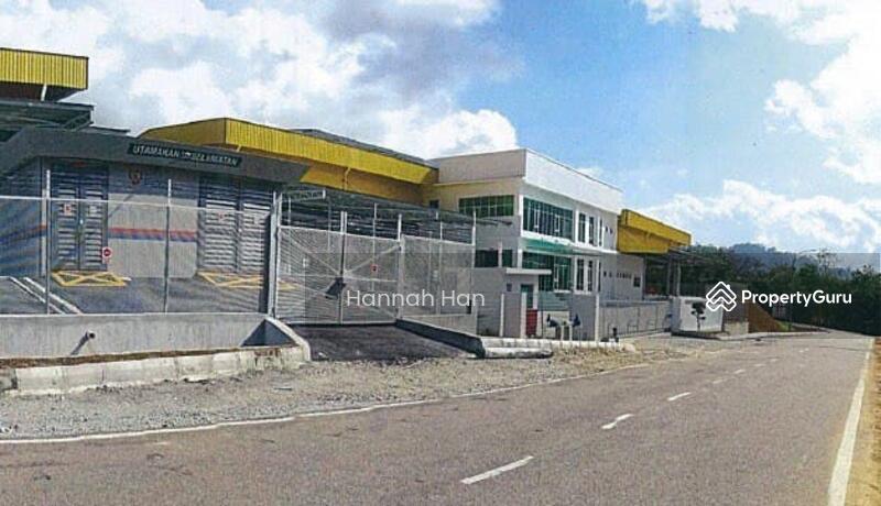 Kota Tinggi @Detached Factory Medium Industry #165036051