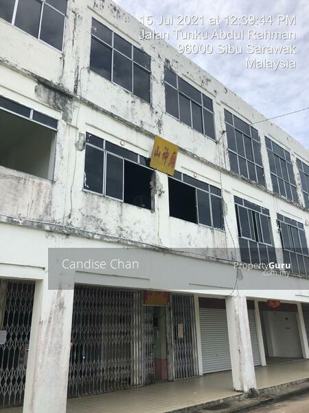 2 units 3 Storey Terrace Shop House in Sibu, Sarawak only from RM 413,400 #166484757