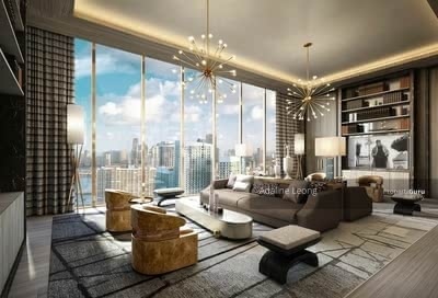 For Sale - Luxury Condo { Easy Exit Highway & 10min to KLCC } Fully Residential & Free Carpark