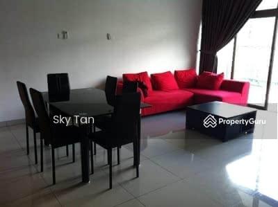 For Rent - Mutiara Emas Mount Austin Palazio Apartment Furnished Gated Cheap! !