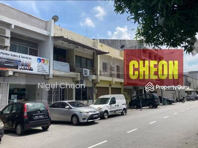For Sale - Melaka Street 2 Storey Shop Lot Georgetown