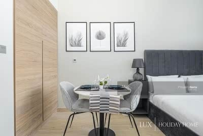For Sale - Luxury High Class Condo【ONLY 200K】Near UNi&Mall