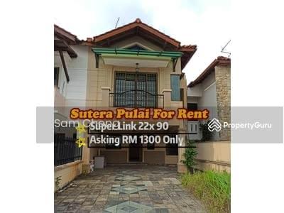 For Rent - Taman Sutera Pulai