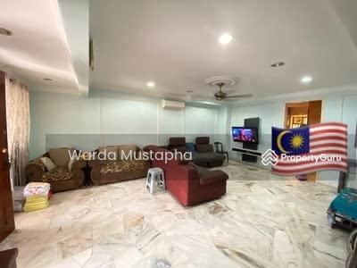For Sale - [NON BUMI LOT] 2sty Terrace Jalan Pandan Indah Kuala Lumpur