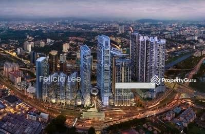Dijual - KL Eco City Commercial Building For Sale, Kuala Lumpur, KL Eco City