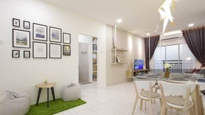 For Sale - Monthly 2k For 4 Rooms Big Size Condo @ PJ Damansara